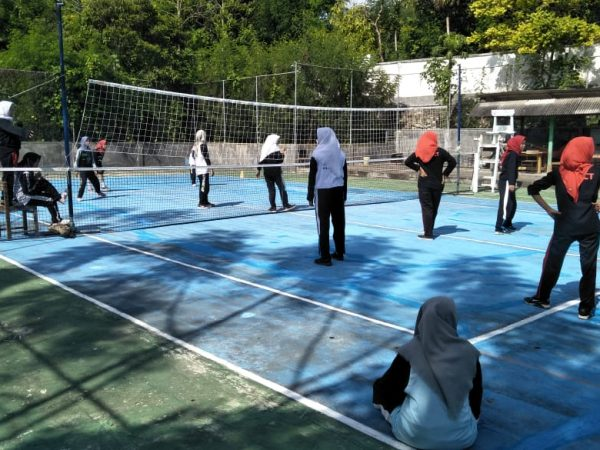 Pekan Olahraga dan Seni (PORSENI)- SMA Negeri 3 Majene